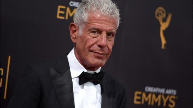 Anthony Bourdain Chef Turned Tv Host Dies At 61 Reports