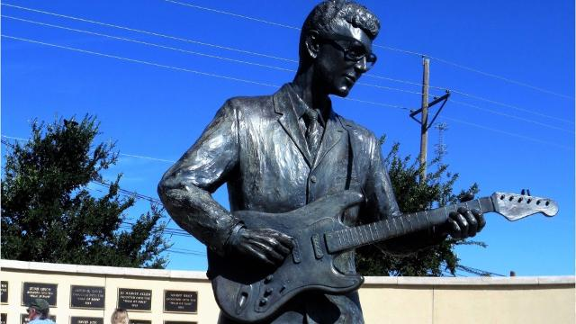 Texas Tech, Buddy Holly and wine are big tourist attractions.