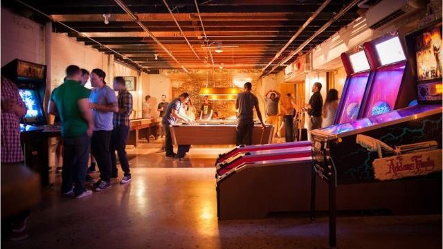 9 underground bars to help you escape the heat