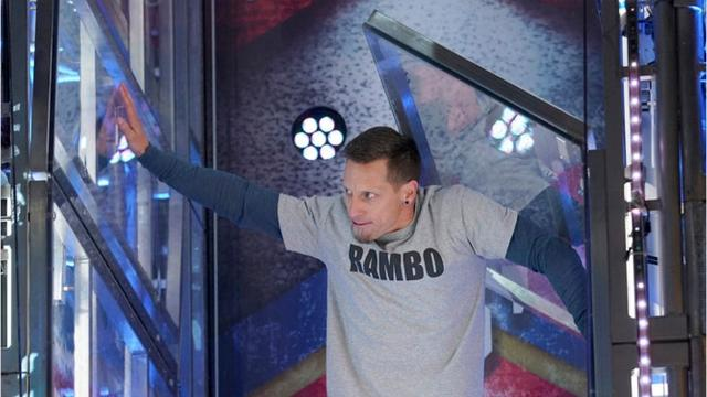 """Tempe resident Brian Rambo came in fifth place in a recent """"American Ninja Warrior"""" competition. But he's also a dad, handyman and a Tempe resident."""