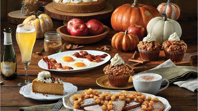 Phoenix Restaurants Open On Thanksgiving 2018