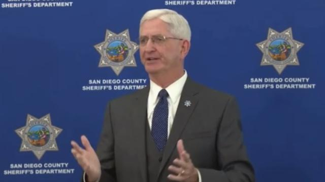 The San Diego Sheriff's Department held a news conference to investigate the 2011 hanging death of Rebecca Zahau. In this video clip, San Diego Sheriff Bill Gore talks about understanding the frustration of the suicide finding.