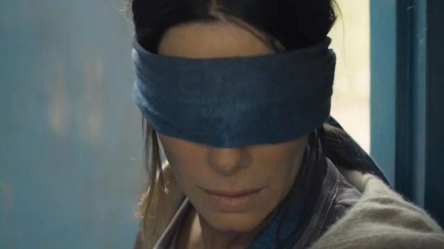 Bird Box On Netflix Based On Detroiter S Terrifying Book