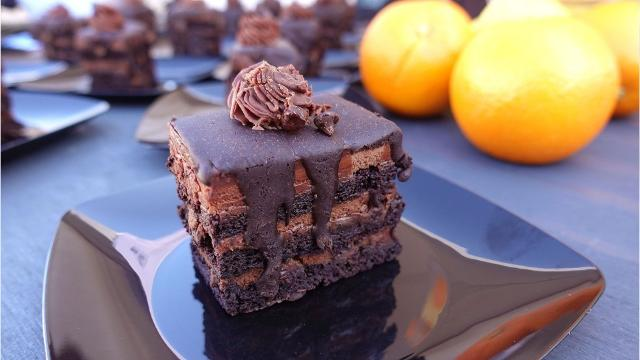 On National Chocolate Cake Day, you need to know the history of this delicious dessert.