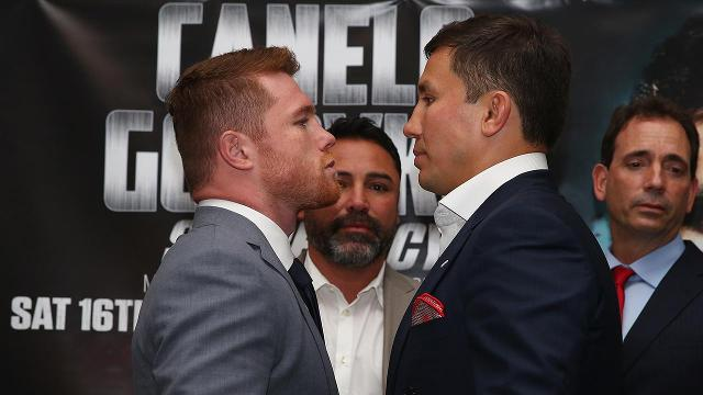 Boxing Middleweight Champion Gennady Golovkin gives insight on his upcoming megafight against Canelo Alvarez and explains why the bout will live up to the hype.
