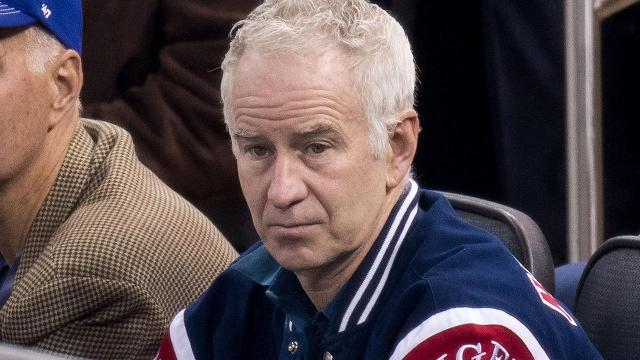 John McEnroe isn't willing to apologize for his controversial remarks about Serena Williams.