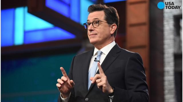 Stephen Colbert's Russia trip