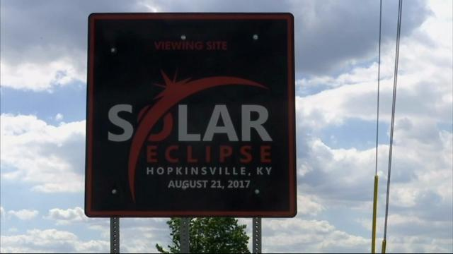 Hopkinsville, Kentucky, a city of about 32,000 people will have one of the longest durations of the solar eclipse on August 21. Tens of thousands of people are expected to watch the eclipse from this rural area. (June 28)
