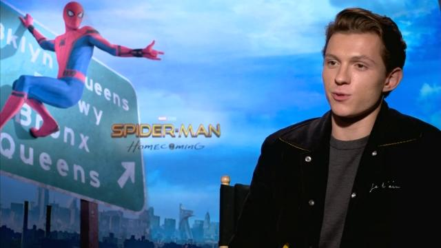 Zendaya glams down for 'Spider-Man'