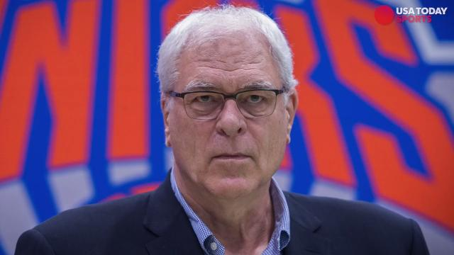 A timeline of Phil Jackson's tenure as Knicks president
