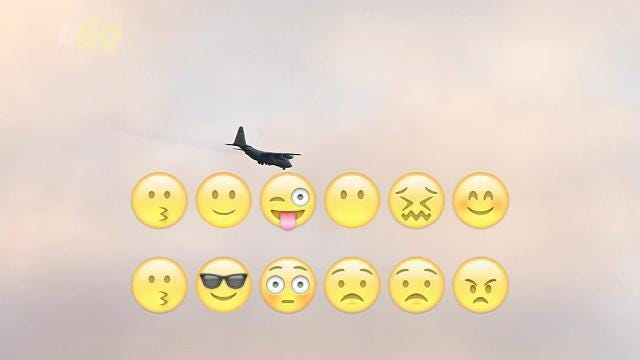 Book your next vacation by using Emojis
