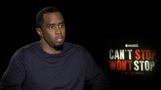 Diddy: Sons have to make it on their own