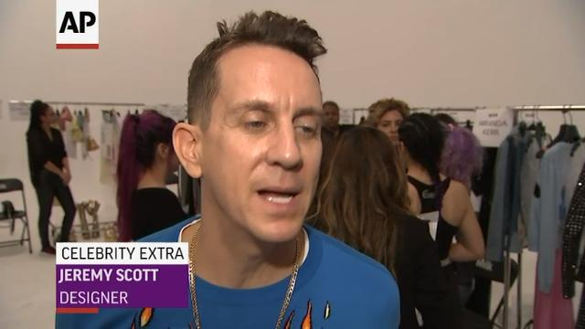 Moschino designer Jeremy Scott loves Las Vegas, but not unconditionally