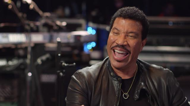 Lionel Richie power ranks his 'All the Hits' songs