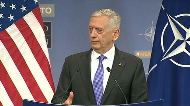 Mattis declines to predict length of Afghan war