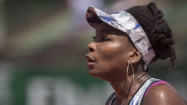 Palm Beach Gardens police announced that Venus Williams was at fault in a fatal car accident.