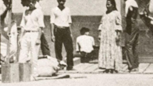 New photo may prove Amelia Earhart was captured by the Japanese