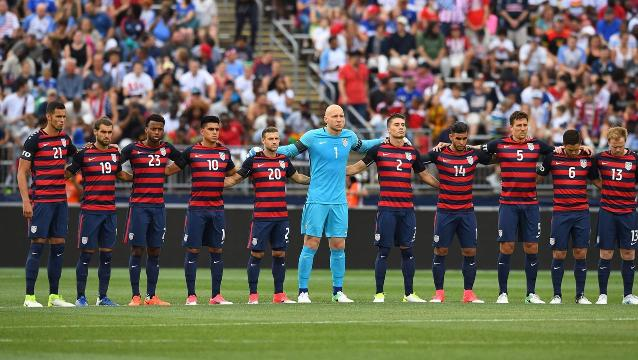 2017 Gold Cup: USMNT gets ready for a run