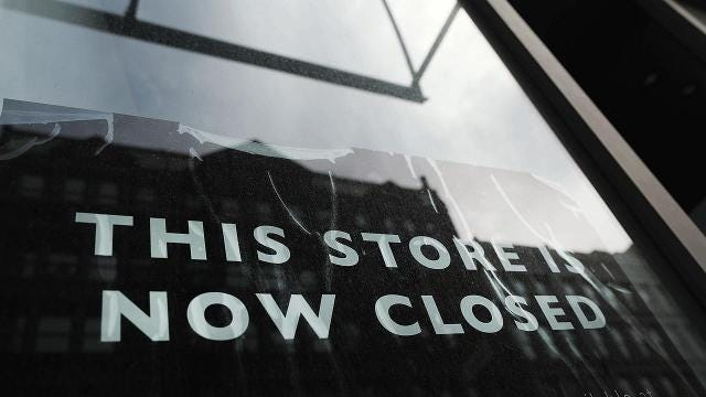 Retail industry has had a miserable 2017