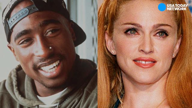 Newly released letter reveals Tupac broke up with Madonna over race