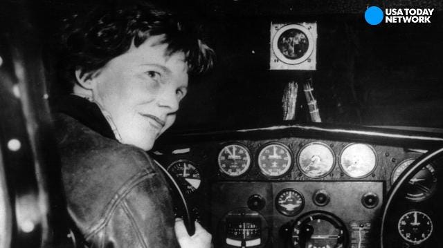Viral photograph adds to Amelia Earhart mystery