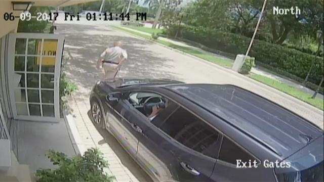 Video Shows Venus Williams' Car Being Struck