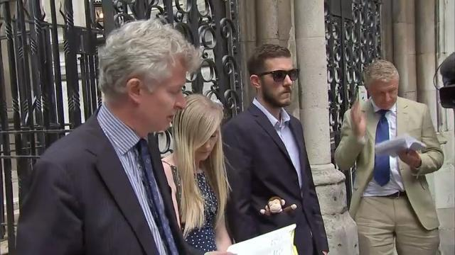 Baby Charlie Gard's Parents Welcome New Hearing