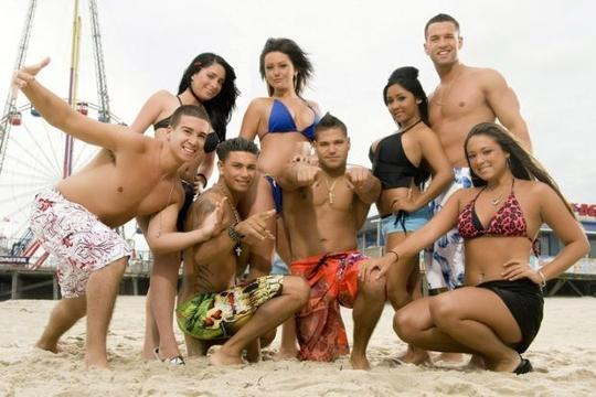 'Jersey Shore': Day on Point Beach boardwalk smooths things out for JWoww, cast RECAP