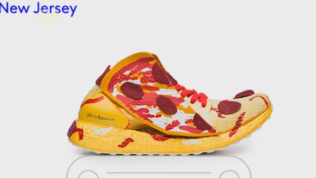 Adidas Washington State Shoe