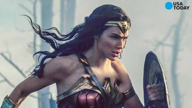 'Wonder Woman' surpasses 'Deadpool' at the box office