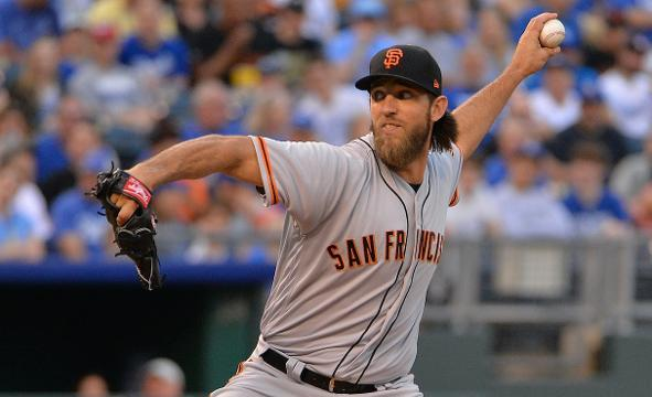 Madison Bumgarner ready for return to San Francisco Giants