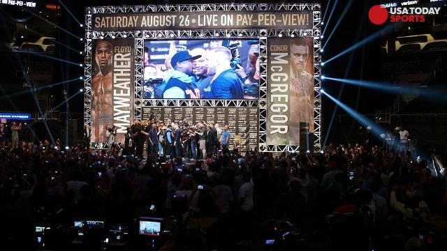 USA TODAY Sports' Martin Rogers breaks down the press conference held Tuesday at Staples Center in Los Angeles.