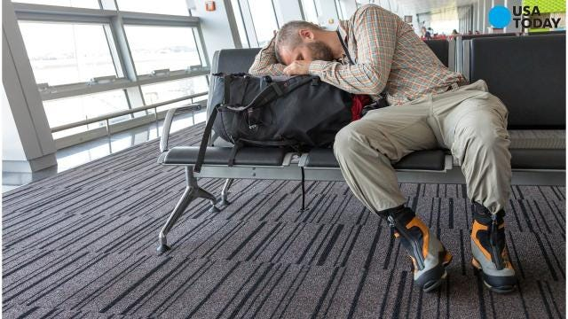 This is why airlines can bump you from flights