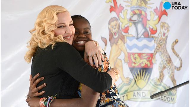 Madonna continues to give back to Malawi