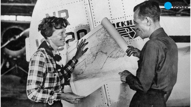 Amelia Earhart's fate still inspires imagination