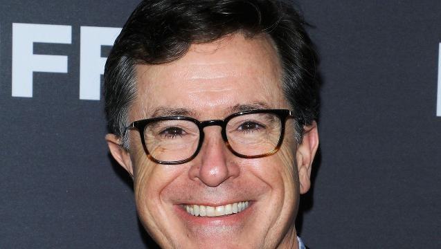 Colbert finds Don Jr.'s smoking gun