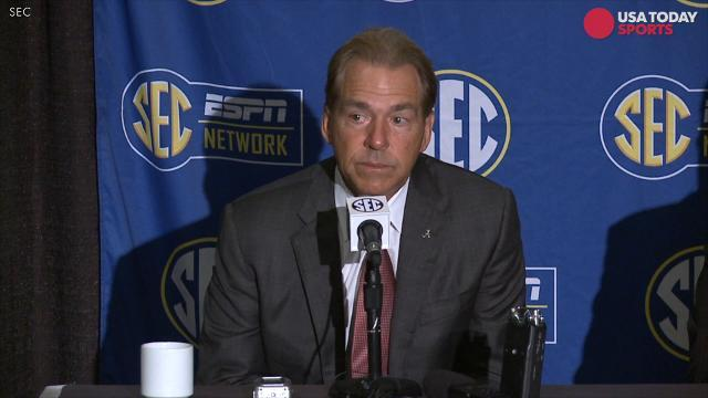 Nick Saban shares what keeps him motivated