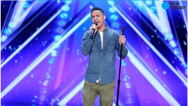Audition aired of 'America's Got Talent' contestant who died