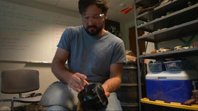 Archaeologist Recreates Ancient Weapons in Lab