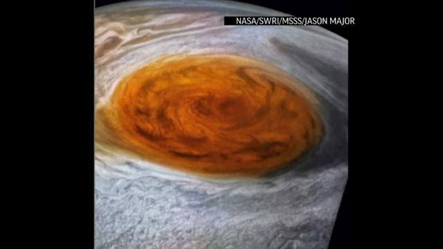 As Never Seen Before - Jupiter's Great Red Spot