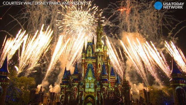 Disney's Magic Kingdom: End the day Happily Ever After