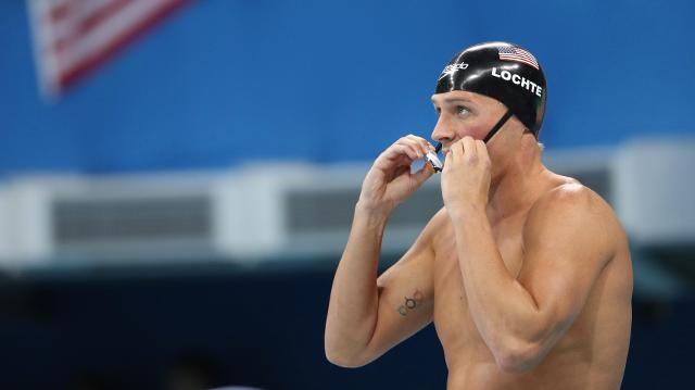 Ryan Lochte: 'I've lived and learned and moved on' from Rio
