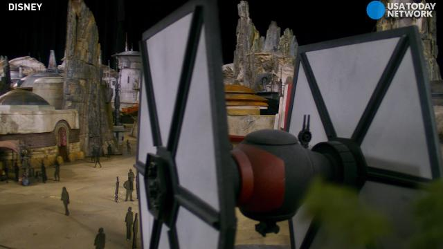 Here's a sneak peek at Disney's upcoming attractions