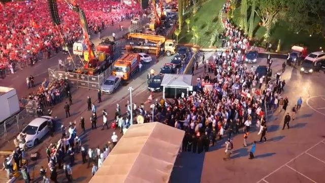 Turkey marks 1-year anniversary of failed coup