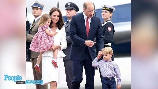 Prince William, Duchess Kate and the kids embark on goodwill tour in chic  style