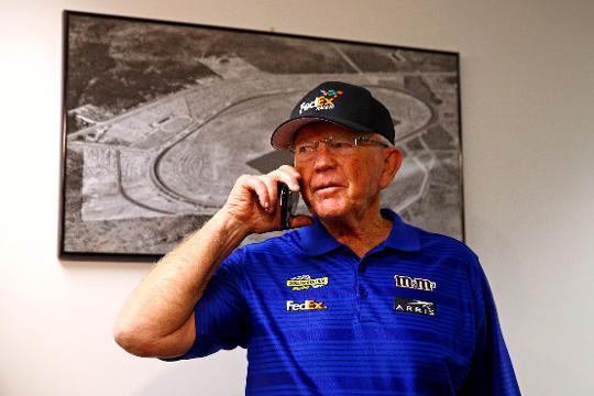 The unique career of Joe Gibbs