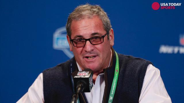 Former Panthers throw shade at fired GM Dave Gettleman
