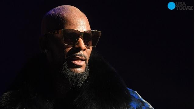R. Kelly reportedly trapping young women in a 'cult'