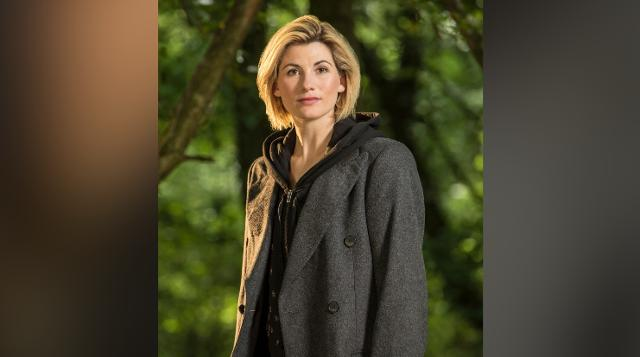 The latest Doctor Who is a lady