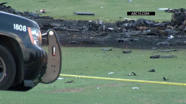 Small Plane Crash on Arizona Golf Course Kills 2